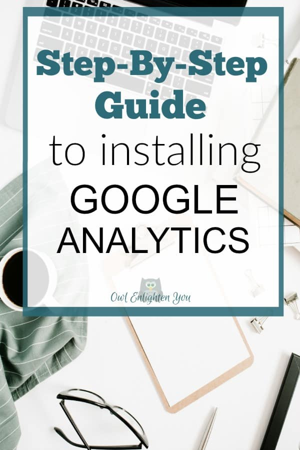 A Step-By-Step Guide to installing Google Analytics on your WordPress Blog.