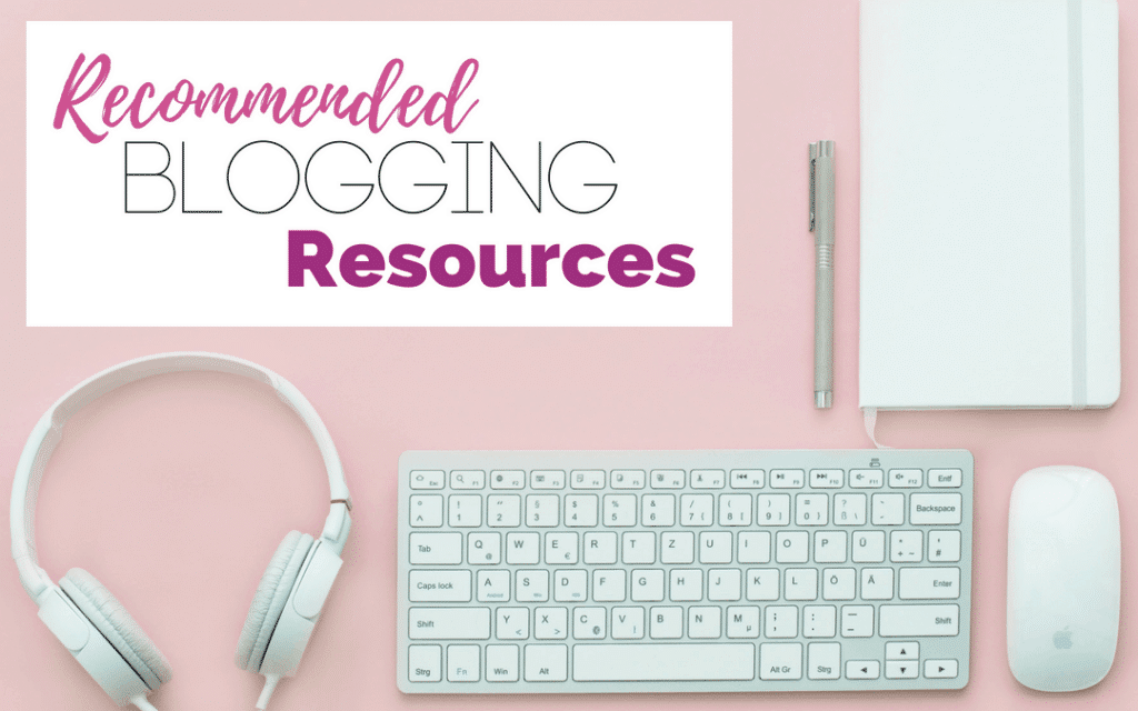 Recommended Resources for the new blogger OwlEnlightenYou.com #blogging #blogger #blogingforbeginners