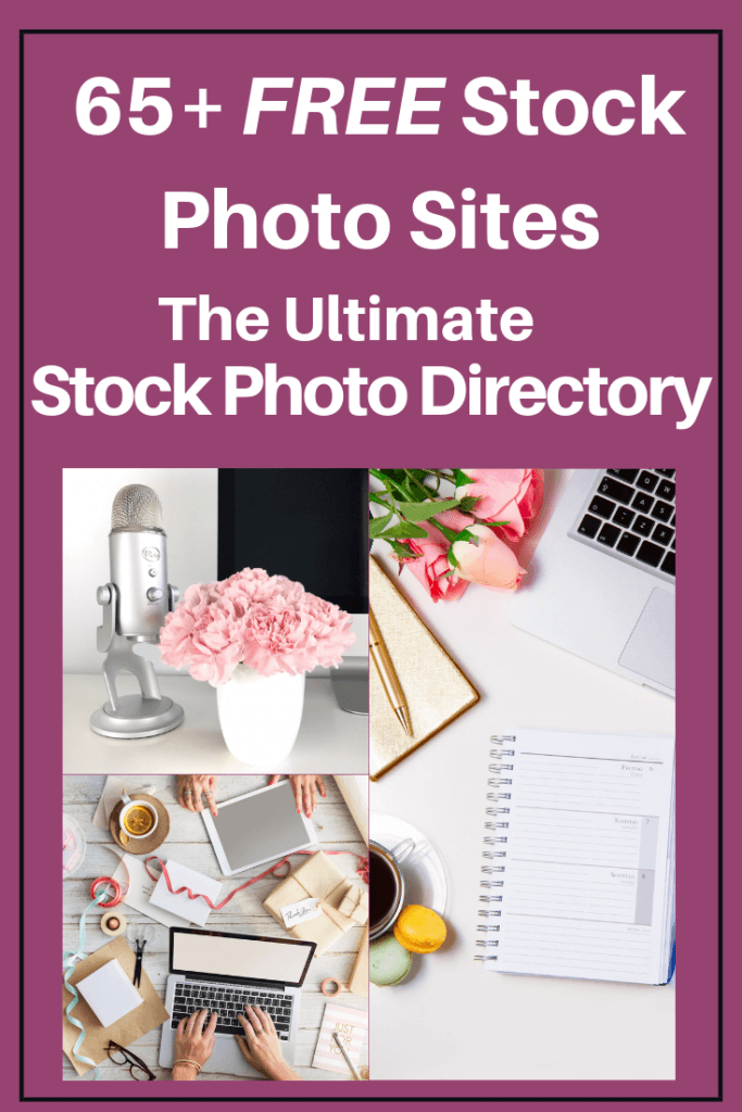 The Ultimate fREE Stock Photo Directory #freestockphotos #girlystockphotos #newbloggers #bloggingresources